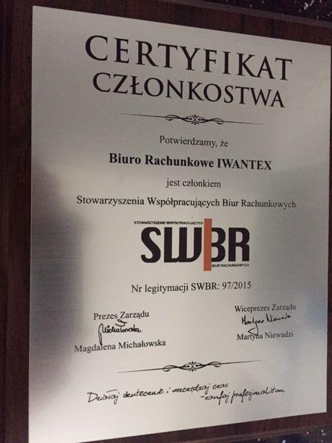 iwantex-certyfikat-czlonkowski
