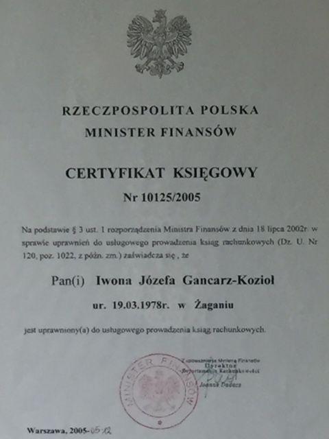 iwantex-certyfikat-ksiegowy